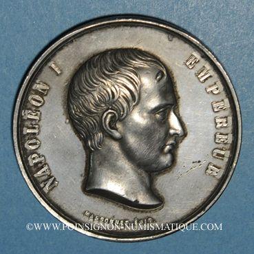 Münzen Medaillen Mort De Lempereur Napoléon 1er 1821 Médaille En