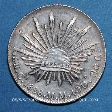 Münzen Aus Aller Welt Ohne Europa Mexique 2e République 8 Reales