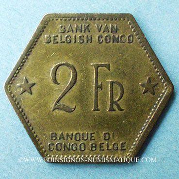 Münzen Aus Aller Welt Ohne Europa Zaïre Ancien Congo Belge