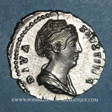 Münzen Faustine mère, épouse d'Antonin († 141). Denier. Rome, après 147. R/: Cérès