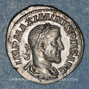 Münzen Maximin I Thrax (235-238). Denier. Rome, 235-236. R/: Victoire