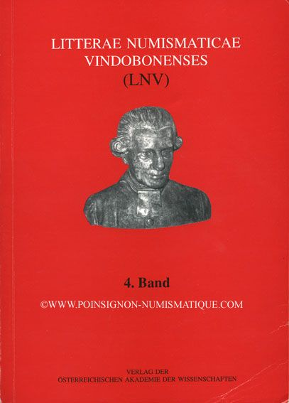 Second hand books Litterae Numismaticae Vindobonenses (L.N.V.), Wien 1992
