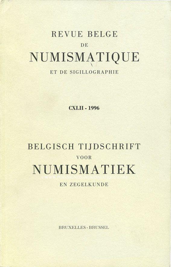 Second hand books Revue Belge de Numismatique. 1996