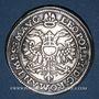 Coins Alsace. Haguenau. 30 kreuzers (= 1/2 guldentaler) 1671