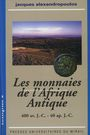 Antiquarischen buchern Alexandropoulos J. -  Les monnaies de l'Afrique Antique. 2000