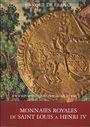 Antiquarischen buchern Banque de France. Monnaies royales de Saint Louis à Henri IV 1266-1610.