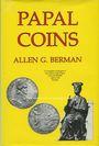 Antiquarischen buchern Berman Allen G. - Papal Coins