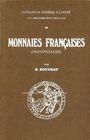 Antiquarischen buchern Boudeau E., Monnaies françaises (provinciales). Réimp. 1970