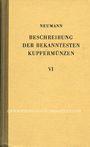 Antiquarischen buchern Neumann J. - Beschreibung der Bekanntesten kupfermünzen, réimp. 1966