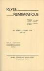 Antiquarischen buchern Revue numismatique. 1975