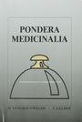 Antiquarischen buchern Vangroenweghe D./Geldof T., Apothecaries' Weights pondera medicinalia