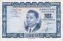Banknoten Guinée Equatoriale. Billet. 1 000 pesetas guineanas 12.10.1969