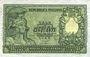 Banknoten Italie. Billet. 50 lires 31.12.1951