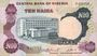 Banknoten Nigéria. Banque Centrale. Billet. 10 naira (1973-1978)