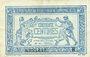Banknoten Trésorerie aux Armées. Billet. 50 cmes, 1917, série H