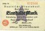 Banknoten Bayern. Bayerische Staatsbank. Nürnberg 1918. Billet. 1/2 mark 15.11.1918