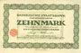 Banknoten Bayern. Bayerische Staatsbank. Nürnberg 1918. Billet. 10 mark 15.11.1918