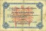 Banknoten Brandenburg a. Havel. Brandenburger Bankverein. Billet. 1/2 mark 1.5.1917
