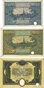 Banknoten Chemnitz. Stadt. Billets. 5 mark, 10 mark, 20 mark 28.10.1918