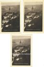 Banknoten Kahla. Stadt. Série de 3 billets. 25 pf, 50 pf, 75 pf n. d. - 31.12.1921, série Hindenbourg I