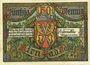 Banknoten Kirn a. d. Nahe. Stadt. Billet. 50 pf (1919)
