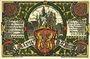 Banknoten Kirn a. d. Nahe. Stadt. Billet. 50 pf 20.5.1920