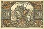 Banknoten Kirn a. d. Nahe, Stadt. Billet. 50 pf 9.9.1920
