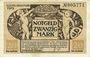 Banknoten Kitzingen. Stadt. Billet. 20 mark 8.11.1918