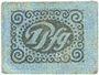 Banknoten Kleschkau (Kleszczewo, Pologne). Milch - Verwertungsgenossenschaft m.b.H. Billet. 1 pf