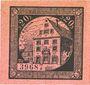 Banknoten Königshofen im Grabfeld. Stadt. Billet. 20 pf 1.6.1919
