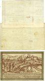 Banknoten Kreuznach. Stadt. Billets. 50000, 100000, 10 millions mk 13.7.1923