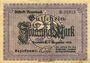 Banknoten Krumbach. Distrikt. Billet. 20 mark 1.12.1918