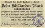 Banknoten Landeck. Bad (Ledyczek, Pologne). Billet. 10 milliards mk 30.10.1923