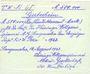 Banknoten Langensalza, Thüringer Wollgarn- Spinnerei A. G., billet, 500 000 mark 16.8.1923