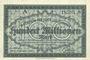 Banknoten Leichlingen, Stadt, billet, 1 million mark 15.8.1923