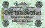 Banknoten Leipzig-Land, Stadt, billet, 1 million mark 10.8.1923, surchargé /5 mark 12.10.1918