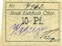 Banknoten Liebstadt (Wilczkowo, Pologne), Stadt, billet, 10 pf (1916-1922)