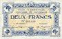 Banknoten Abbeville (80). Ville et Chambre de Commerce. Billet. 2 francs