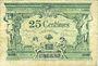 Banknoten Angers (49). Ville. Billet. 50 cmes  novembre 1917, série H