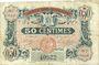 Banknoten Angoulême (16). Chambre de Commerce. Billet. 50 cmes 11 avril 1917, 5e série