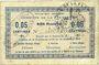 Banknoten La Flamengrie (02). Commune. Billet. 0,05 centimes 16.9.1915