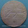 Banknoten Langres (52) (place de). Billet. 2 francs 3.9.1870, carton mauve