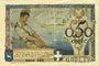 Banknoten Nice (06). Chambre de Commerce. Billet. 50 centimes 30.4.1920, série 296