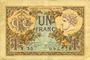 Banknoten Paris (75). Chambre de Commerce. Billet. 1 franc 10.3.1920, série A.35