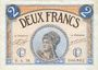 Banknoten Paris (75). Chambre de Commerce. Billet. 2 francs 10.3.1920, série A.58
