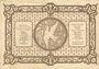 Banknoten Poix-Terron (08). Syndicat d'Emission. Billet. 2 francs, 4e émission, décembre 1917, série D