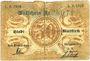 Banknoten Sainte-Marie-aux-Mines. Ville. Billet. 50 pfennig 1.3.1918. J. Frey