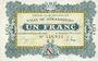 Banknoten Strasbourg. Ville. Billet. 1 franc 11.11.1918