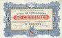 Banknoten Strasbourg. Ville. Billet. 50 centimes 11.11.1918