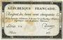 Banknotes Assignat. 250 livres. 7 vendémiaire an 2. Signature : Domain